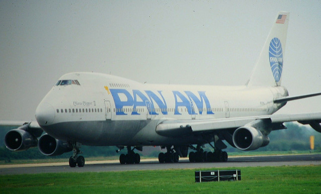 pan am worldwide history